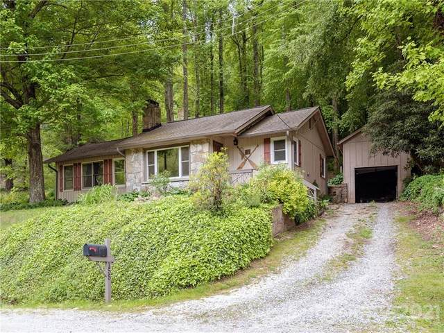 155 Chestnut Hill Loop Road, Gerton, NC 28735 (#3739280) :: Home and Key Realty