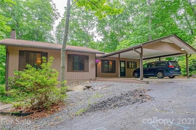 32 Honeysuckle Ridge Road, Pisgah Forest, NC 28768 (#3739429) :: Todd Lemoine Team
