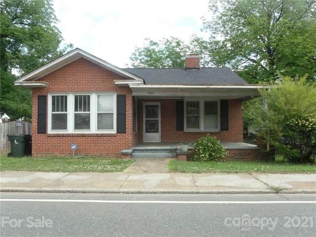 1020 Concord Avenue, Monroe, NC 28110 (MLS #3739435) :: RE/MAX Impact Realty