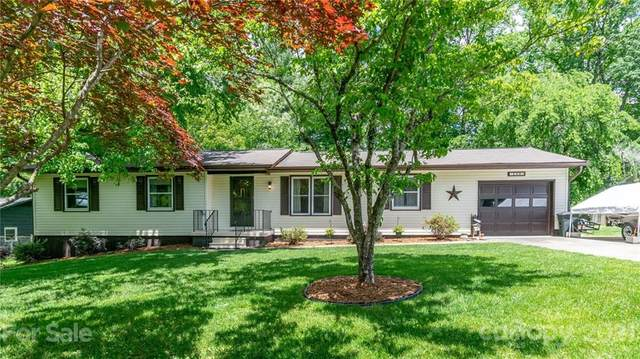 110 Cannon Drive, Hendersonville, NC 28792 (#3739585) :: Modern Mountain Real Estate