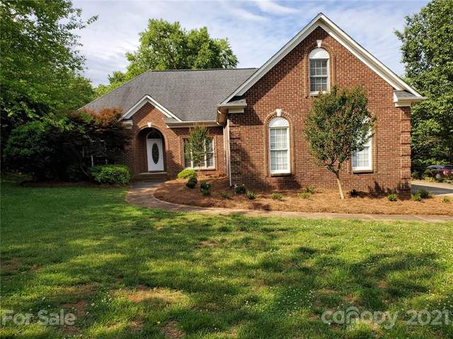 2201 Potter Downs Drive, Waxhaw, NC 28173 (MLS #3740265) :: RE/MAX Impact Realty