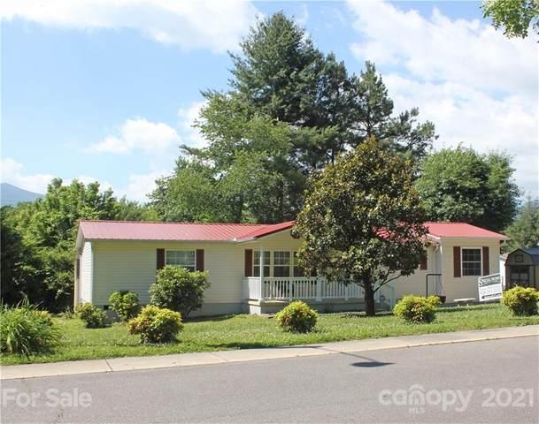 153 Fourth Street, Waynesville, NC 28786 (#3741367) :: Keller Williams Professionals