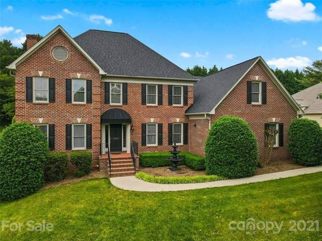 4225 3rd Street NW, Hickory, NC 28601 (#3741419) :: The Allen Team