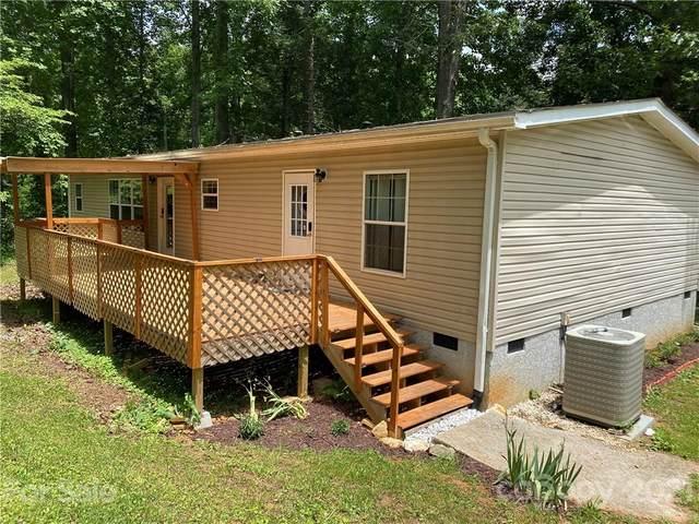 27 Sage Way, Clyde, NC 28721 (#3741929) :: Exit Realty Vistas