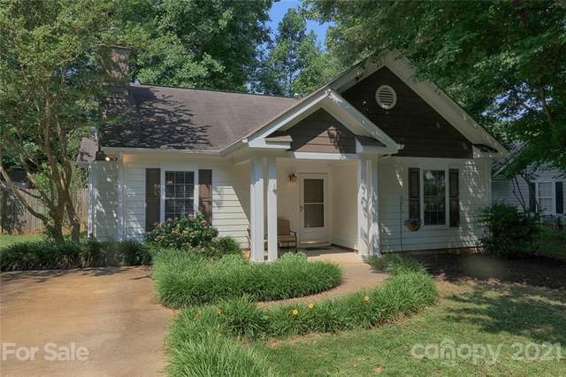 124 Cedarcroft Drive, Mooresville, NC 28115 (#3742221) :: BluAxis Realty
