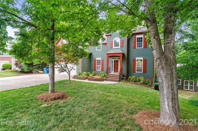 918 Sunnyview Circle, Matthews, NC 28105 (#3742287) :: Robert Greene Real Estate, Inc.