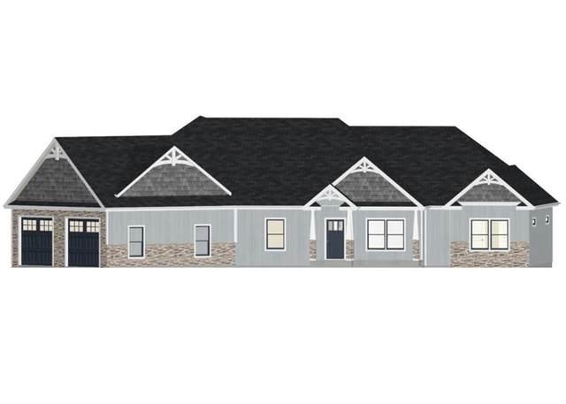445 Jonathan Creek Road, Etowah, NC 28729 (#3742381) :: Rhonda Wood Realty Group