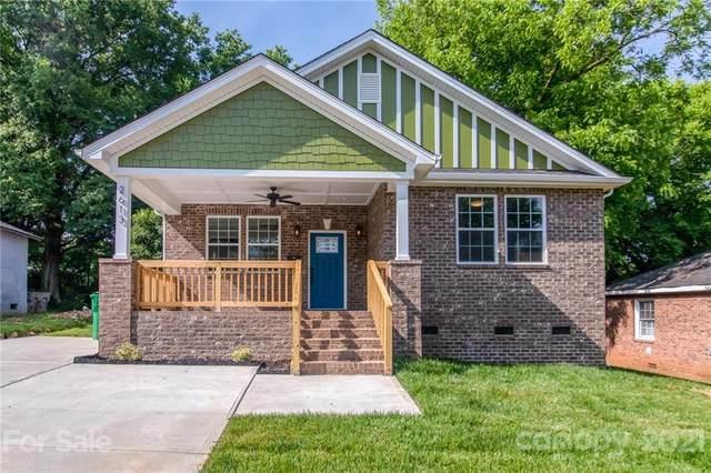 2613 Booker Avenue, Charlotte, NC 28216 (#3742486) :: Willow Oak, REALTORS®