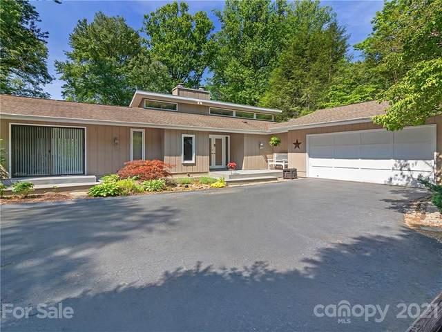 1695 Glen Cannon Drive, Pisgah Forest, NC 28768 (#3742621) :: Carver Pressley, REALTORS®