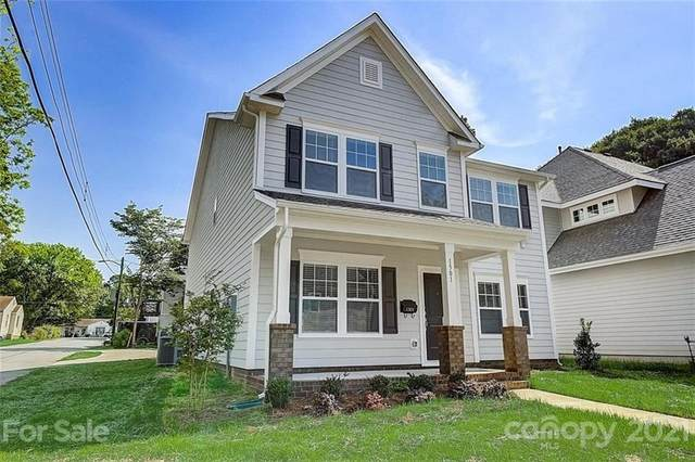 1501 Downs Avenue, Charlotte, NC 28205 (#3742683) :: Home and Key Realty