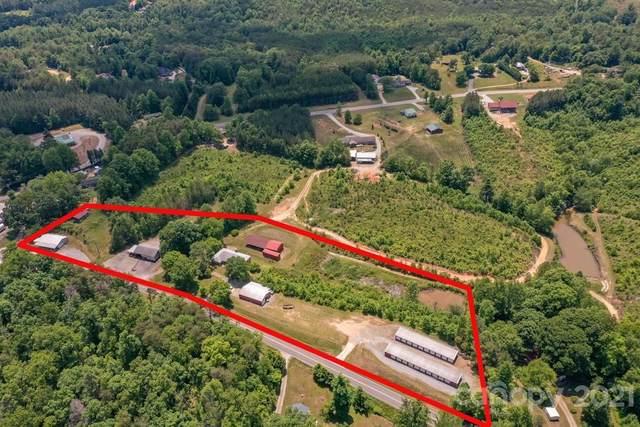 6121 Nc Hwy 9 Highway N, Mill Spring, NC 28756 (#3742780) :: BluAxis Realty