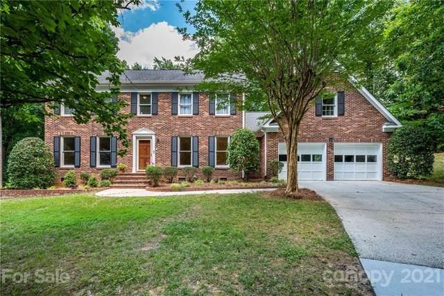 6635 Tuskan Drive, Charlotte, NC 28270 (#3742800) :: Home and Key Realty