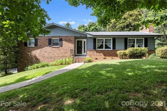 2 Lake Ridge Drive, Candler, NC 28715 (#3743928) :: Modern Mountain Real Estate