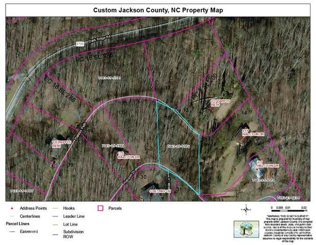 TBD Halcyon Drive Lot 16, Balsam, NC 28779 (#3744068) :: Cloninger Properties