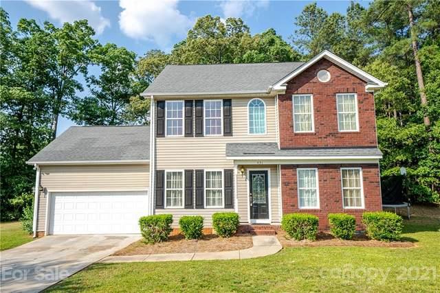 431 Anderson Road, Albemarle, NC 28001 (#3744505) :: BluAxis Realty