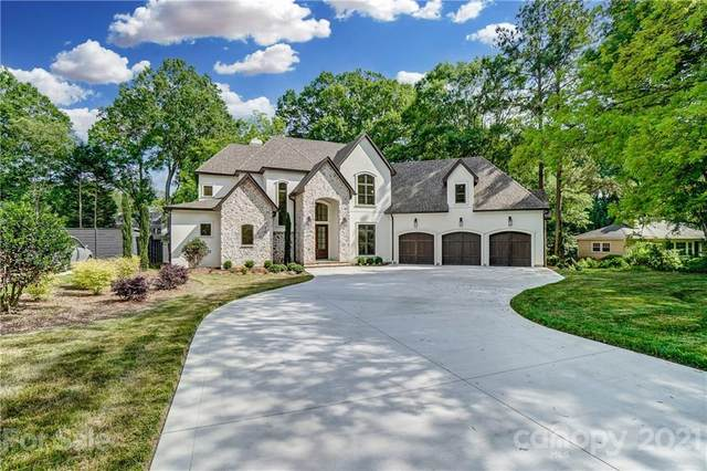 158 Mcalway Road, Charlotte, NC 28211 (#3745578) :: BluAxis Realty
