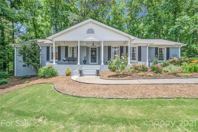 1010 Nottingham Drive, Charlotte, NC 28211 (#3745621) :: Stephen Cooley Real Estate Group