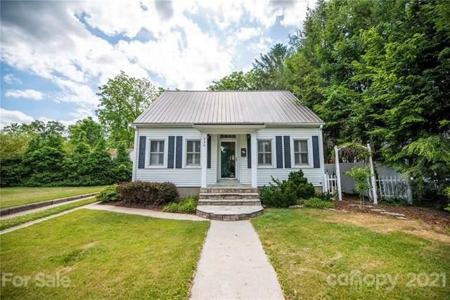 406 S Broad Street, Brevard, NC 28712 (#3745800) :: NC Mountain Brokers, LLC