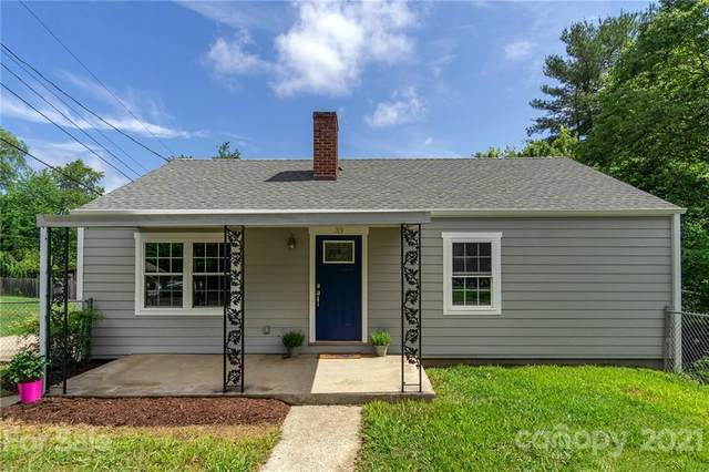 33 Sand Hill School Road, Asheville, NC 28806 (#3745938) :: Modern Mountain Real Estate