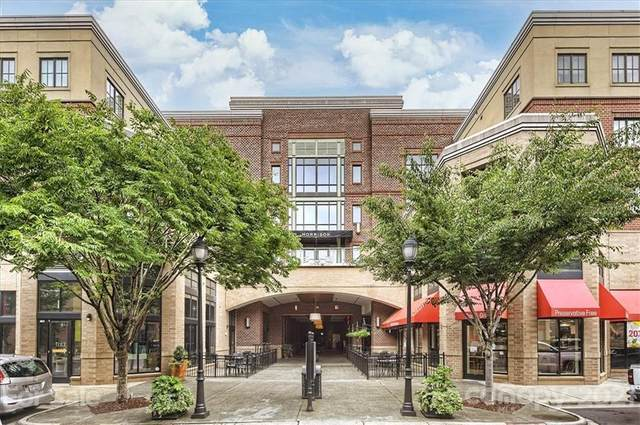 721 Governor Morrison Street #501, Charlotte, NC 28211 (#3746088) :: BluAxis Realty