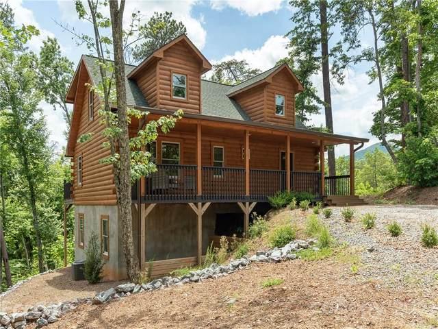 290 Lure Ridge Drive, Lake Lure, NC 28746 (#3746391) :: Keller Williams Realty Lake Norman Cornelius