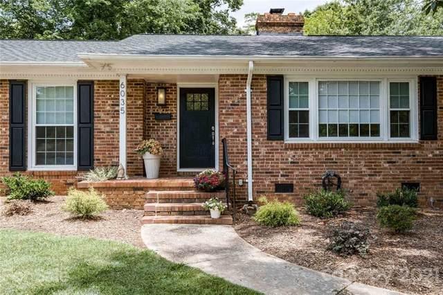 6035 Brookhaven Road, Charlotte, NC 28210 (#3746407) :: Homes Charlotte