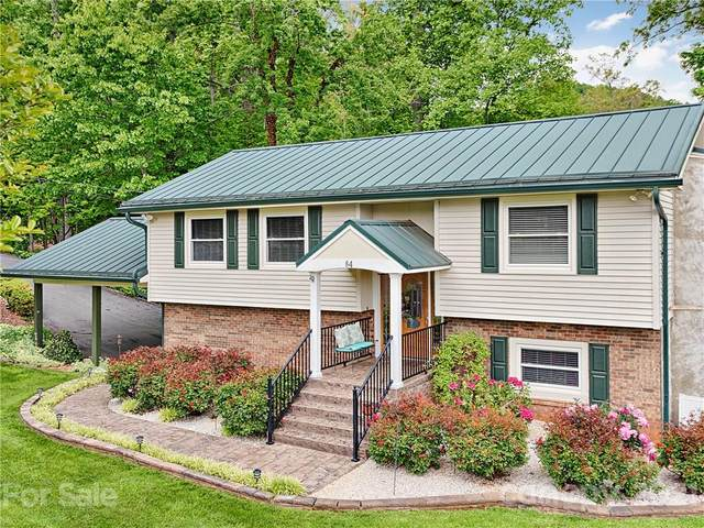 84 Pine Tree Drive 15 & 16, Candler, NC 28715 (#3746794) :: The Allen Team