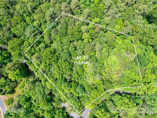 LOT 35 Ashley Bend Trail, Hendersonville, NC 28792 (#3746799) :: NC Mountain Brokers, LLC
