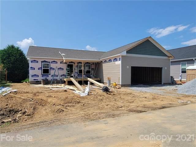 258 Beechnut Drive, Hendersonville, NC 28739 (#3746822) :: Besecker Homes Team