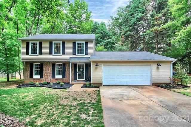 1442 Brittle Creek Drive, Matthews, NC 28105 (#3747052) :: Rhonda Wood Realty Group