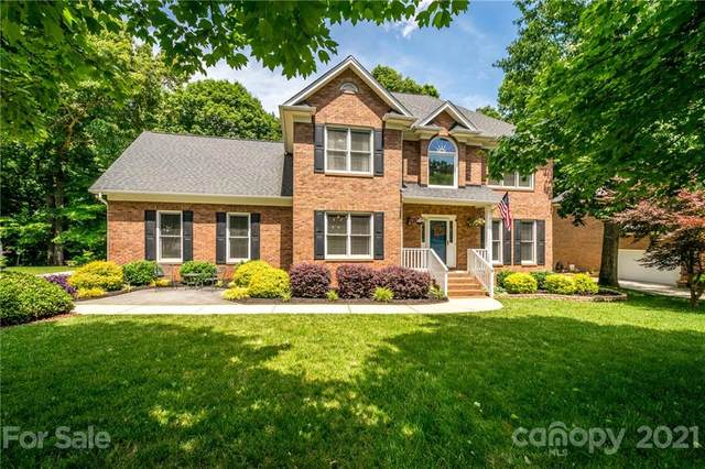 1301 Chandlers Field Drive, Waxhaw, NC 28173 (#3747191) :: Exit Realty Vistas