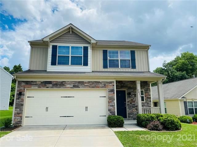 2812 Old House Circle, Matthews, NC 28105 (#3747261) :: Rhonda Wood Realty Group