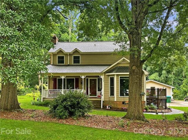 5400 Country Woods Drive, Mint Hill, NC 28227 (#3747325) :: Keller Williams South Park