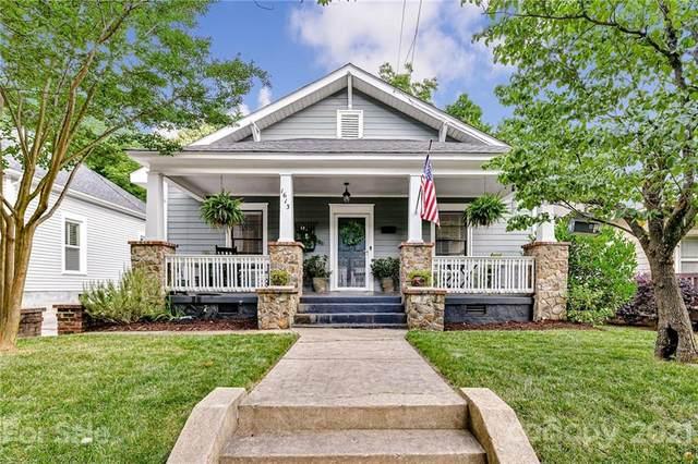 1613 Allen Street, Charlotte, NC 28205 (#3747392) :: Cloninger Properties