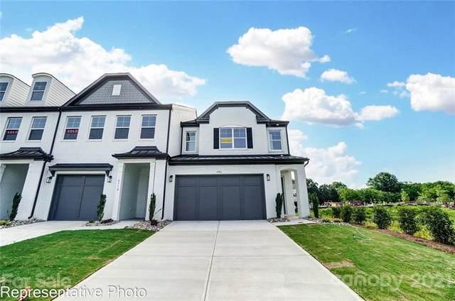 4815 Blanchard Way Lot 32, Charlotte, NC 28226 (#3747407) :: Willow Oak, REALTORS®