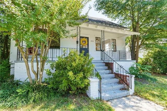 208 Ransom Street, Gastonia, NC 28052 (#3747525) :: Briggs American Homes