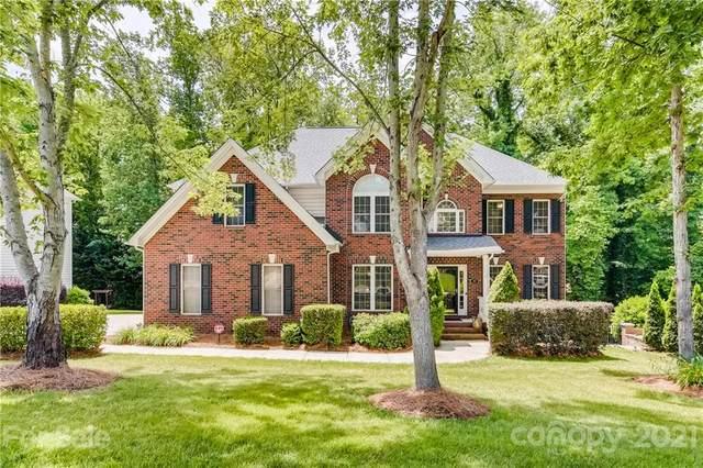 161 Laurel Glen Drive, Mooresville, NC 28115 (#3747541) :: Odell Realty