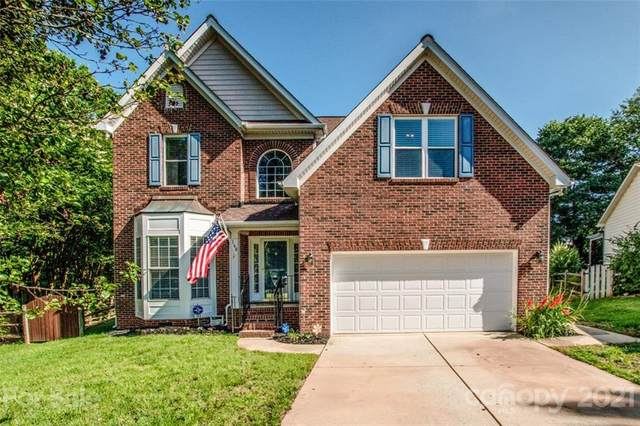 168 Foxtail Drive, Mooresville, NC 28117 (MLS #3747623) :: RE/MAX Journey