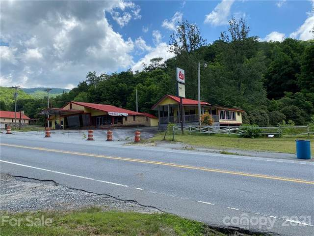 11214 N Us 19 Highway, Maggie Valley, NC 28751 (#3747671) :: Stephen Cooley Real Estate Group