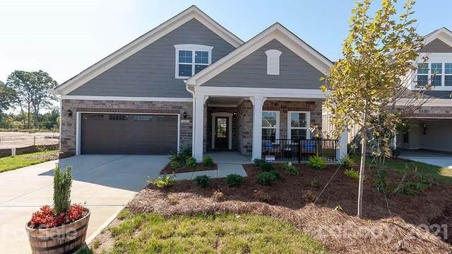 12006 Grove Crossing Drive #1, Huntersville, NC 28078 (#3747852) :: Premier Realty NC