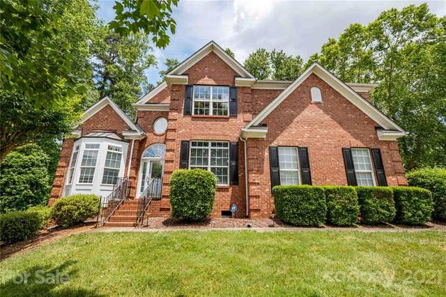 13307 Broadwell Court, Huntersville, NC 28078 (#3747975) :: Home and Key Realty