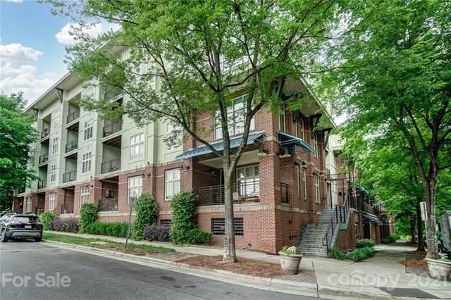 1101 W 1st Street #310, Charlotte, NC 28202 (#3748148) :: Scarlett Property Group