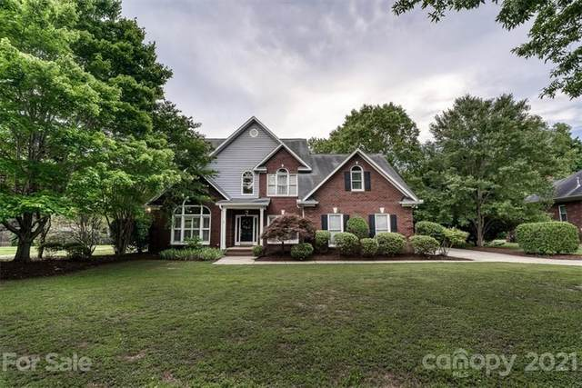 640 Powder Horn Lane, Wesley Chapel, NC 28079 (#3748282) :: BluAxis Realty