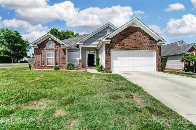 4706 Mossy Cup Lane, Monroe, NC 28110 (#3748346) :: Home and Key Realty