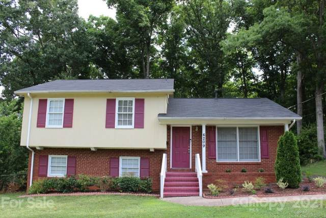 6209 Springfield Drive, Charlotte, NC 28212 (#3748779) :: BluAxis Realty