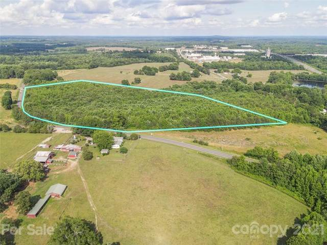 +/- 25.5 acres Bell Farm Road, Statesville, NC 28625 (#3749106) :: IDEAL Realty