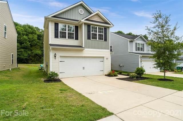 6819 Ware Road #18, Charlotte, NC 28212 (#3749229) :: Rhonda Wood Realty Group