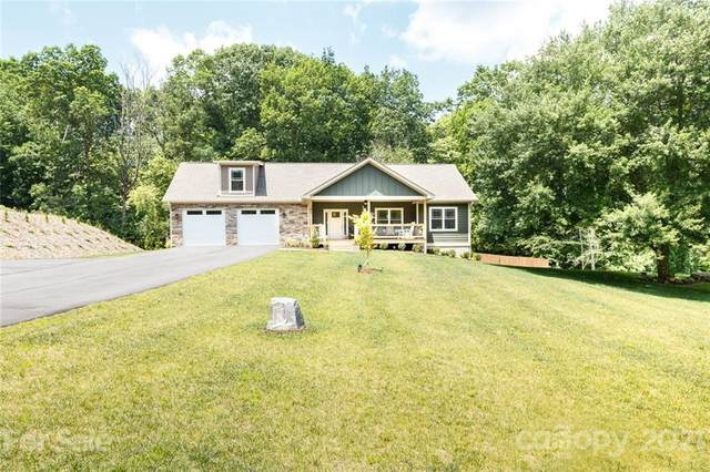 381 Kristy Cabe Drive, Fletcher, NC 28732 (#3749396) :: BluAxis Realty