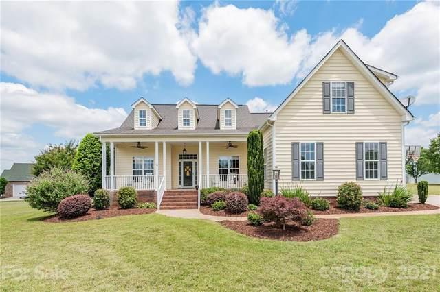 335 Deal Estate Drive, China Grove, NC 28023 (#3749574) :: MartinGroup Properties