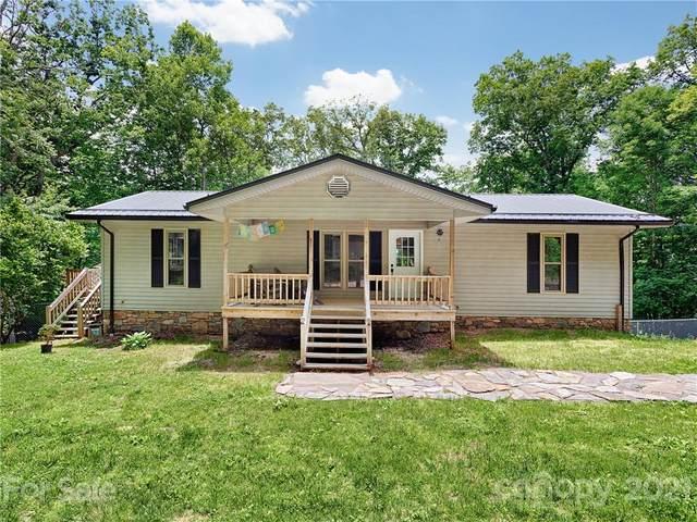 169 Laurel Haven Road, Fairview, NC 28730 (#3749634) :: Carver Pressley, REALTORS®
